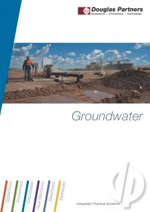 Groundwater Capability Statement