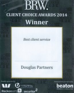 2014 Client Choice Awards - Best Client Service