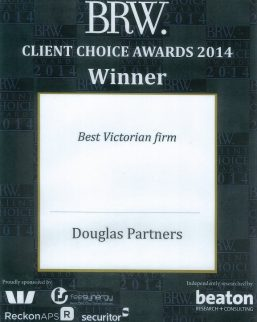 2014 Client Choice Awards - Best Victorian Firm