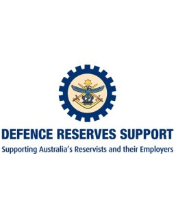 Defence Reserves Support Logo