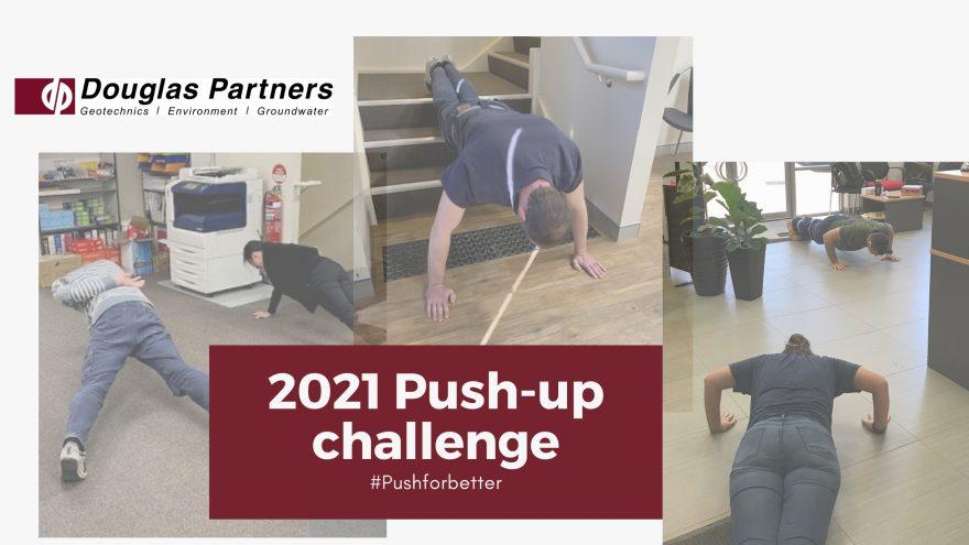 2012 Push-up challenge