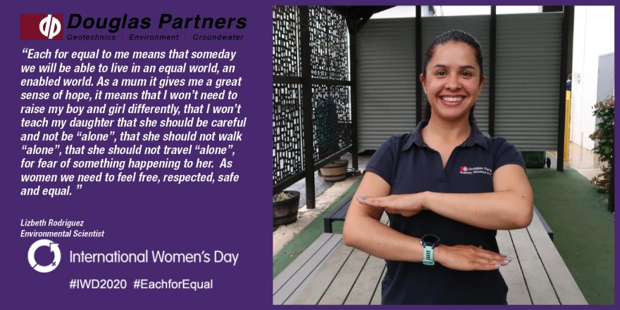 Lizbeth Rodriguez - International Women's Day 2020