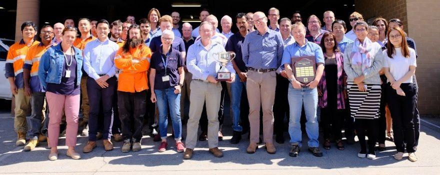 Dp Melb Safety Award