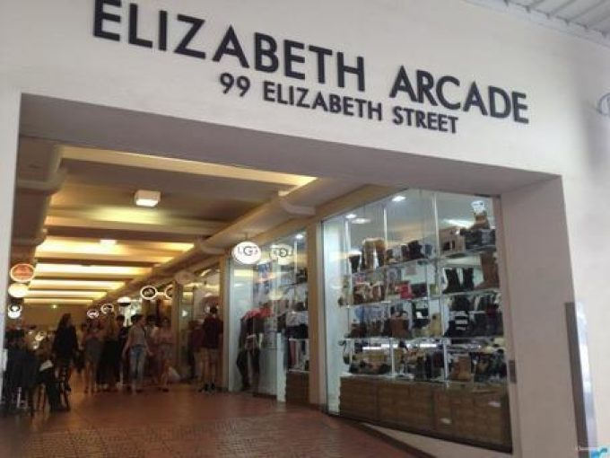Elizabeth Aracade Brisbane
