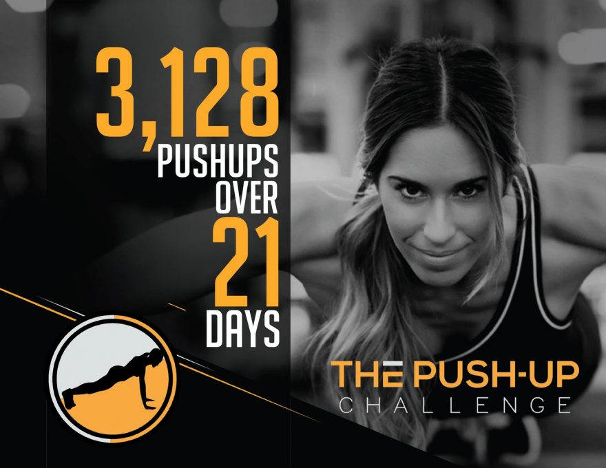 The Push up Challenge