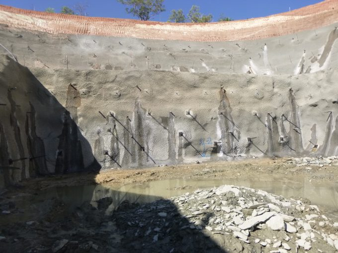 Ranger Uranium Decline B