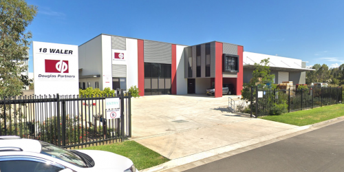 Douglas Partners' Macarthur Office