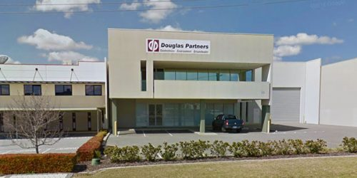 Douglas Partners' Perth Office