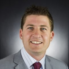 Colin Reid, Branch Manager / Associate / Geotechnical Engineer, Douglas Partners