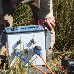 Electrical Resistivity Imaging & Sounding