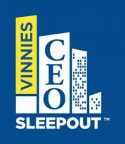 Douglas Partners MD Sleeping Rough for a Good Cause