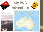 My PNG Adventure