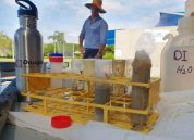 David Little shows off our expertise in Acid Sulfate Soils
