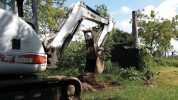 Land contamination poses threat to residential development